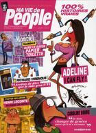 Couverture du livre « Ma vie de people t.1 » de Adeline Blondieau et Nicolin aux éditions Drugstore