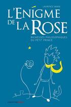 Couverture du livre « L'énigme de la rose » de Laurence Vanin aux éditions Ovadia
