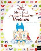 Couverture du livre « Premier imagier bebe balthazar » de Marie-Helene Place aux éditions Hatier