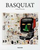 Couverture du livre « Basquiat » de Leonhard Emmerling aux éditions Taschen