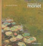 Couverture du livre « The treasures of monet » de Michael Howard aux éditions Grund
