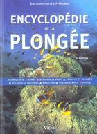 Couverture du livre « Encyclopédie de la plongée (2e édition) » de Jean-Pierre Malamas aux éditions Vigot