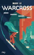 Couverture du livre « Warcross T.1 » de Marie Lu aux éditions Pocket Jeunesse