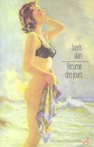 Couverture du livre « Ecume des jours (l') » de Boris Vian aux éditions Christian Bourgois