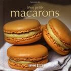 Couverture du livre « Mes petits macarons » de Sylvie Ait-Ali aux éditions Editions Esi