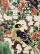 Couverture du livre « Le goût pour les porcelaines de Chine et du Japon à Paris au XVII et XVIIIe siècles » de Stephane Castelluccio aux éditions Monelle Hayot