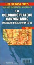 Couverture du livre « Plateaux du Colorado » de Collectif aux éditions Hildebrand