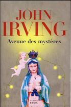 Couverture du livre « Avenue des mystères » de John Irving aux éditions Seuil