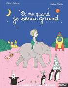 Couverture du livre « Max et Lapin ; et moi quand je serai grand » de Pauline Martin et Astrid Desbordes aux éditions Nathan