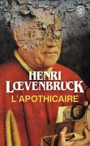 Couverture du livre « L'apothicaire » de Henri Loevenbruck aux éditions J'ai Lu