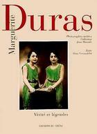 Couverture du livre « Marguerite Duras » de Alain Vircondelet et Jean Mascolo aux éditions Chene