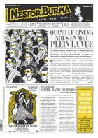 Couverture du livre « Journal de Nestor Burma ; corrida aux Champs Elysées N.4 » de Nicolas Barral et Leo Malet aux éditions Casterman
