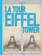 Couverture du livre « La Tour Eiffel / Eiffel tower » de Eiffel-G aux éditions Albin Michel