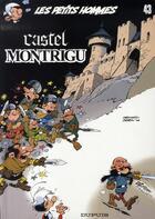 Couverture du livre « Les petits hommes t.43 ; castel montigru » de Seron aux éditions Dupuis