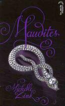 Couverture du livre « Maudites » de Michelle Zink aux éditions Black Moon