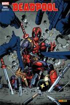 Couverture du livre « Deadpool fresh start N.5 » de Deadpool Fresh Start aux éditions Panini Comics Fascicules