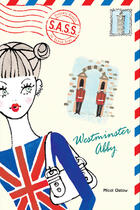 Couverture du livre « Westminster Abby » de Micol Ostow aux éditions Penguin Group Us
