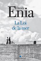 Couverture du livre « La loi de la mer » de Davide Enia aux éditions Albin Michel