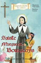Couverture du livre « Sainte Marguerite Bourgeoys ; la grande sainte du Nouveau Monde » de Mauricette Vial-Andru et Roselyne Lesueur aux éditions Saint Jude