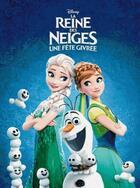 Couverture du livre « Disney cinéma ; la Reine des Neiges » de Disney aux éditions Disney Hachette