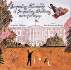 Couverture du livre « Jacqueline Kennedy et Jacqueline Duhême partent en voyage » de Duheme/Duheme aux éditions Gallimard-jeunesse