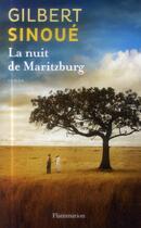 Couverture du livre « La nuit de Maritzburg ; l'éternel amour de Gandhi » de Gilbert Sinoue aux éditions Flammarion