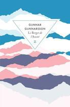 Couverture du livre « Le berger de l'Avent » de Gunnar Gunnarsson aux éditions Zulma