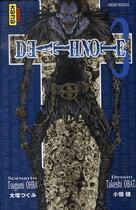 Couverture du livre « Death note t.3 » de Ohba/Obata aux éditions Kana