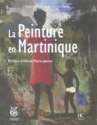 Couverture du livre « La peinture en Martinique » de Gerry L'Etang aux éditions Herve Chopin