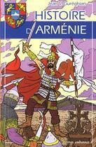 Couverture du livre « Histoire de l'Arménie » de Jean Gureghian aux éditions Yoran Embanner