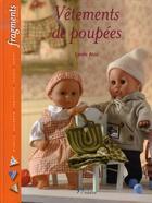 Couverture du livre « Vêtements de poupées » de Atzu C aux éditions Inedite