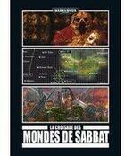 Couverture du livre « La croisade des mondes de Sabbat » de Dan Abnett aux éditions Bibliotheque Interdite