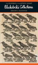 Couverture du livre « Blackstock's collections the drawings of an artistic savant » de Blackstock Gregory L aux éditions Princeton Architectural