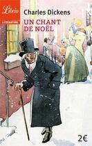 Couverture du livre « Un chant de Noël » de Charles Dickens aux éditions J'ai Lu