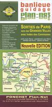 Couverture du livre « Banlieue guidage » de Collectif aux éditions Ponchet-plan Net