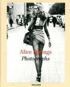 Couverture du livre « Alice Springs ; photographs » de Alice Springs aux éditions Taschen