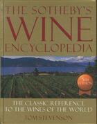 Couverture du livre « The sotheby's wine encyclopedia - 5th edition » de Tom Stevenson aux éditions Dorling Kindersley Uk