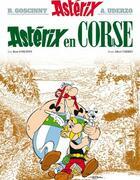 Couverture du livre « Astérix t.20 ; Astérix en Corse » de Albert Uderzo et Rene Goscinny aux éditions Hachette
