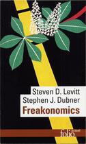 Couverture du livre « Freakonomics » de Levitt/Dubner aux éditions Gallimard