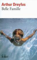 Couverture du livre « Belle famille » de Arthur Dreyfus aux éditions Gallimard