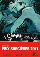 Couverture du livre « Le sauvage » de David Almond aux éditions Gallimard-jeunesse