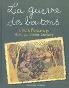 Couverture du livre « La guerre des boutons » de Louis Pergaud aux éditions Gallimard-jeunesse