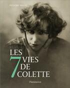 Couverture du livre « Les 7 vies de Colette » de Frederic Maget aux éditions Flammarion
