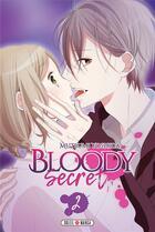 Couverture du livre « Bloody secret T.2 » de Mutsumi Yoshida aux éditions Soleil