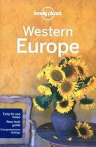 Couverture du livre « Western Europe (10e édition) » de Ryan Ver Berkmoes aux éditions Lonely Planet France