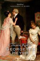 Couverture du livre « Cousin Kate » de Georgette Heyer aux éditions Random House Digital