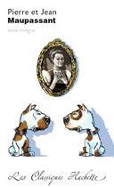 Couverture du livre « Pierre et Jean » de Guy de Maupassant et G Cler aux éditions Hachette Education