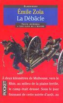 Couverture du livre « Debacle » de Émile Zola aux éditions Pocket