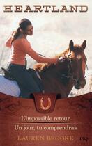 Couverture du livre « Heartland ; INTEGRALE VOL.3 ; T.5 ET T.6 » de Lauren Brooke aux éditions Pocket Jeunesse