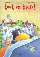 Couverture du livre « Tout Va Bien Ou Comment Petit Corbeau A Enfin Trouve Un Prenom » de Annet Rudolph et Nele Moost aux éditions Milan